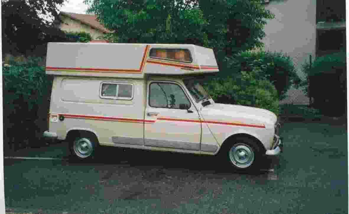 Anciens Camping Car